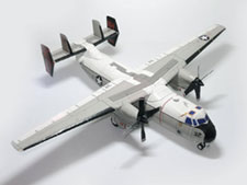 1/60 Grumman C-2 Greyhound - Navy