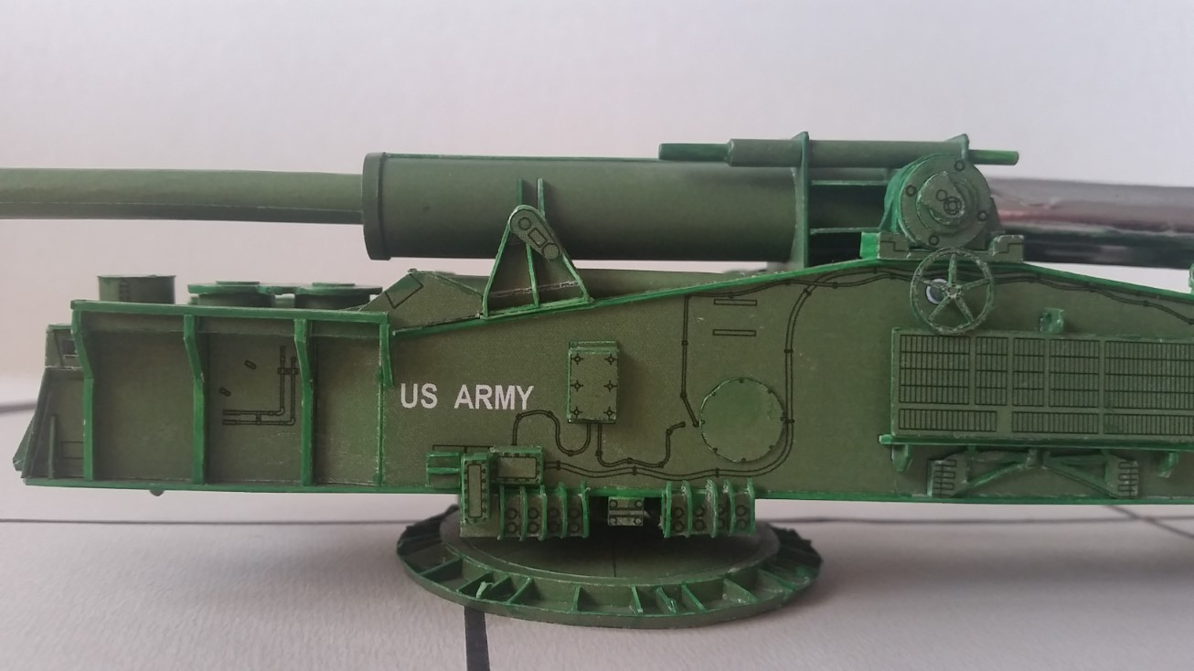 US 280mm M65 Atomic Cannon