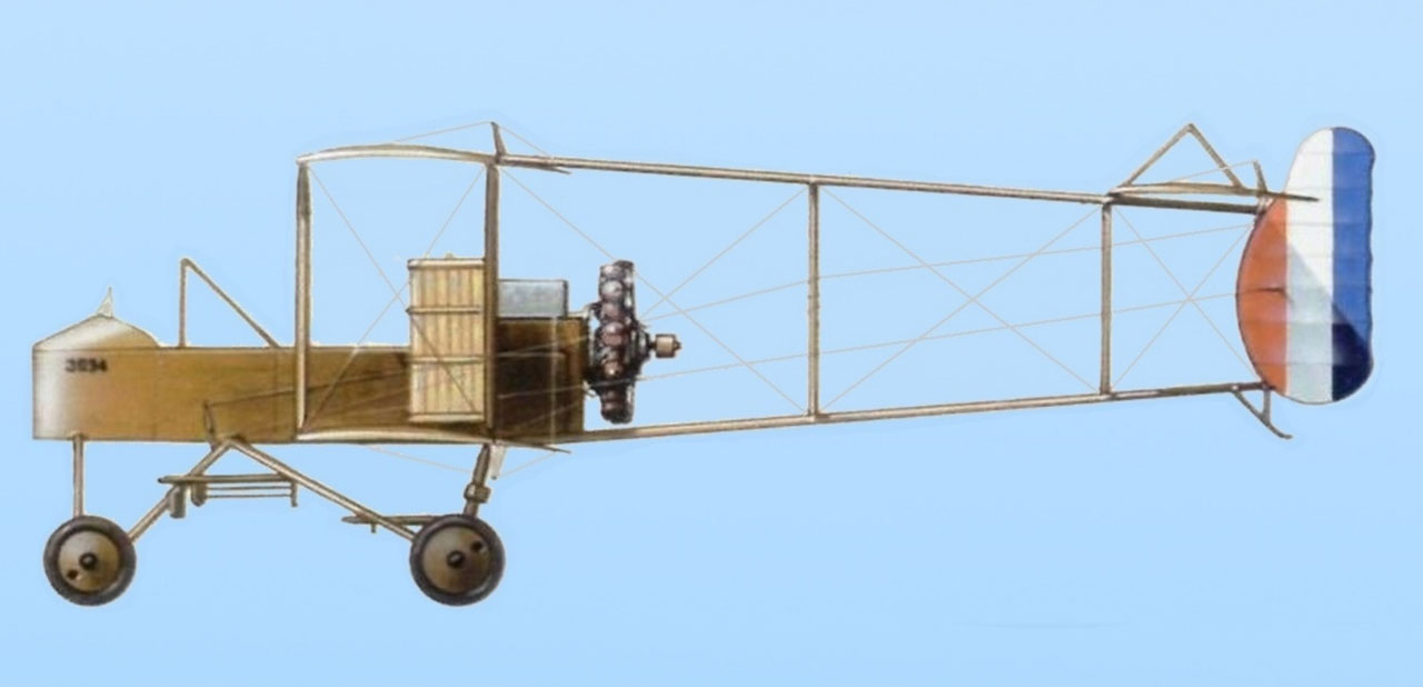 Farman HF.27A-2 British Air Force