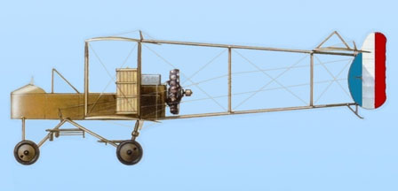Farman HF.27B-2 French Air Force