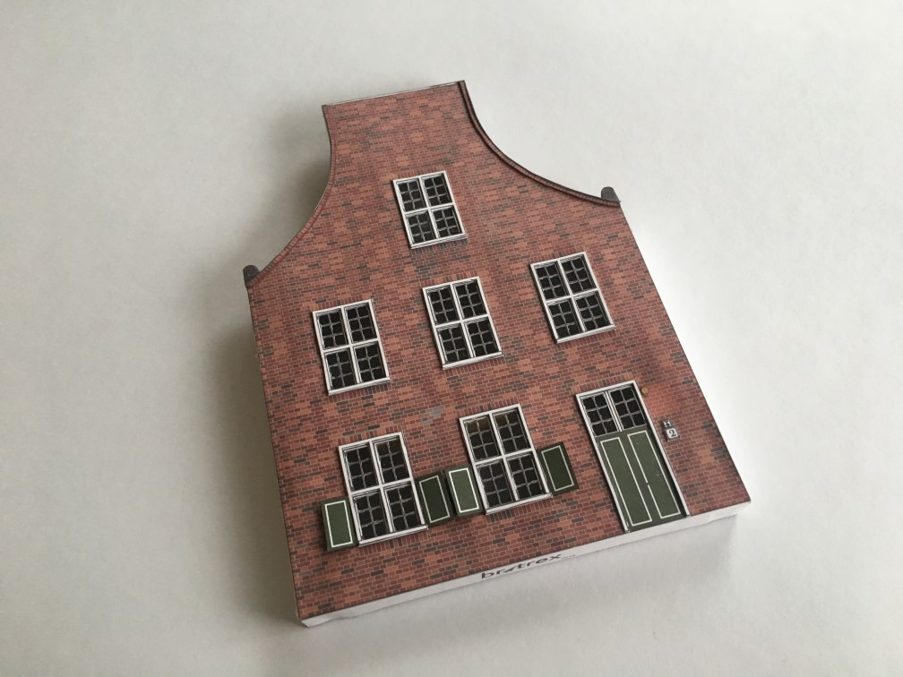 Dutch House facade 1