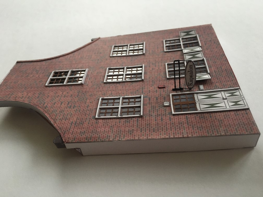 Dutch House facade 2