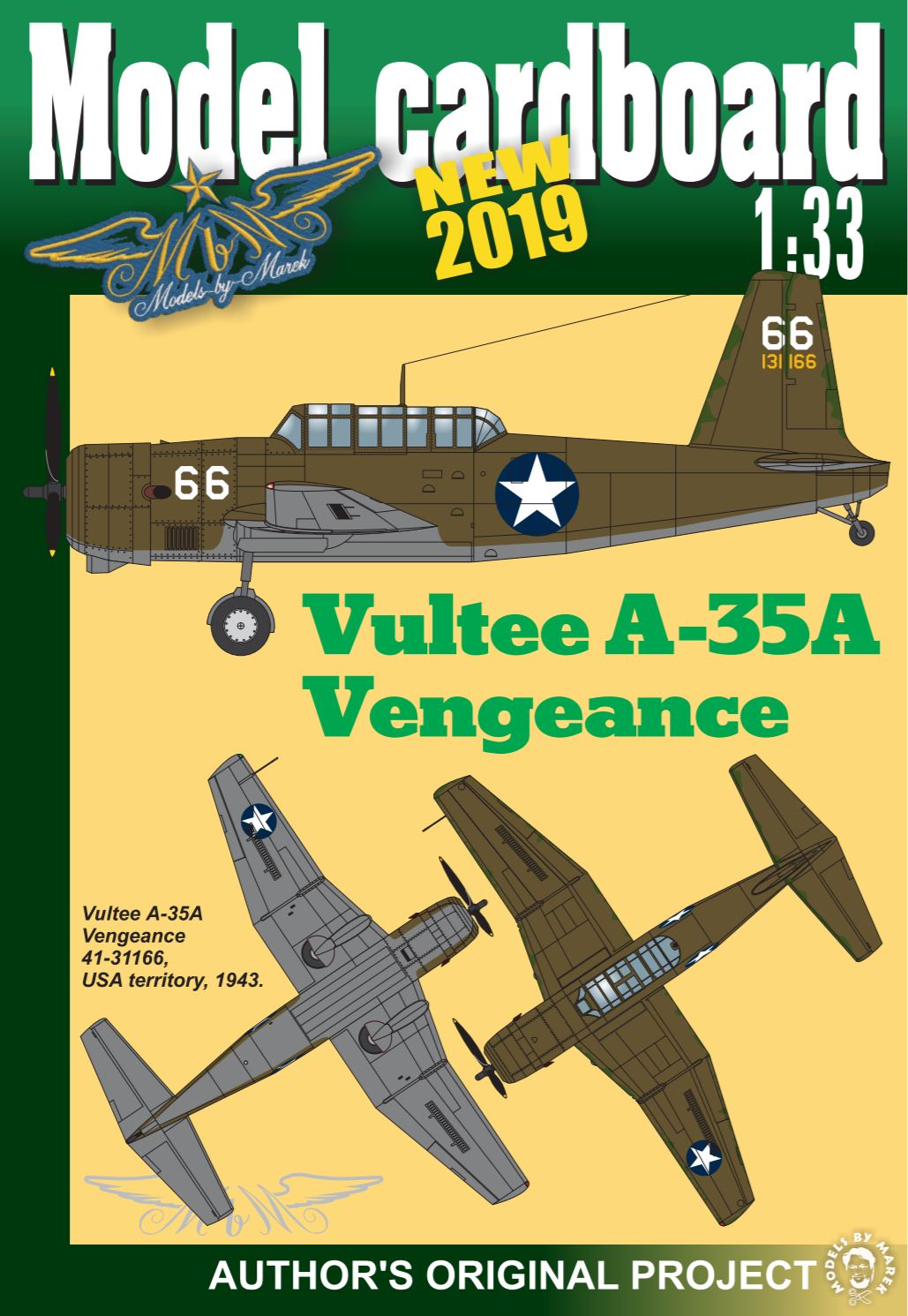 Vultee Vengeance BUNDLE