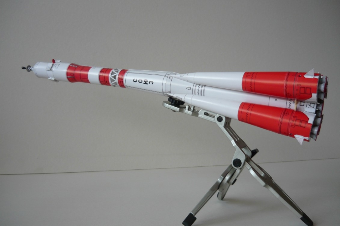 Soyuz-FG Carrier Rocket