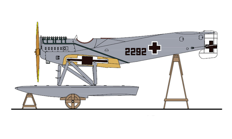 Hansa-Brandenburg W.29 - Germany