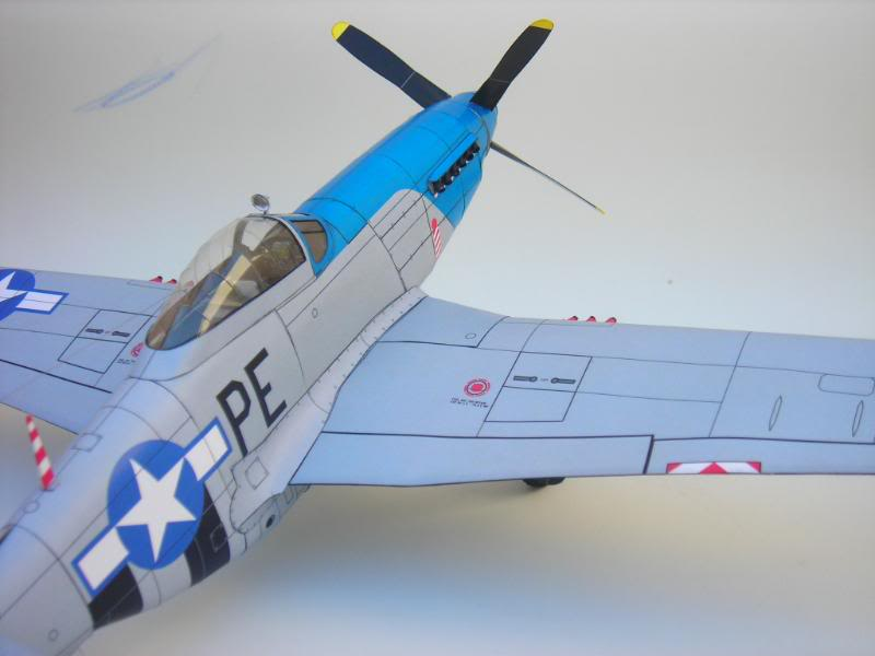 P-51D Mustang Cripes A'Mighty