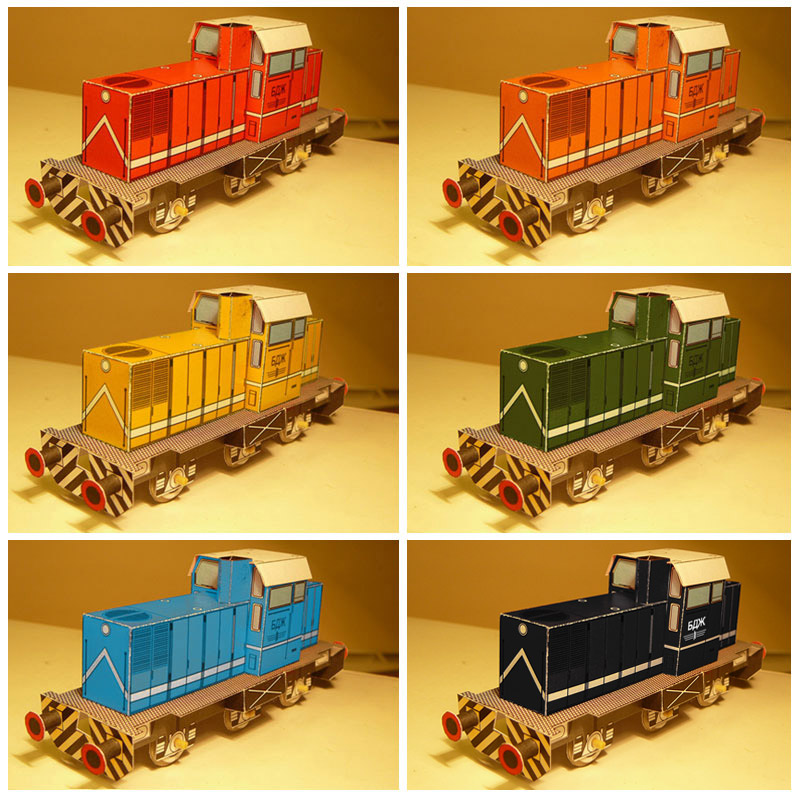 BUNDLE: Ultimate Train Set (19 items)